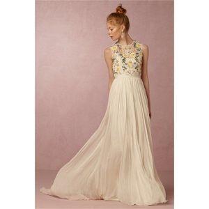 BHLDN Paulette wedding Gown